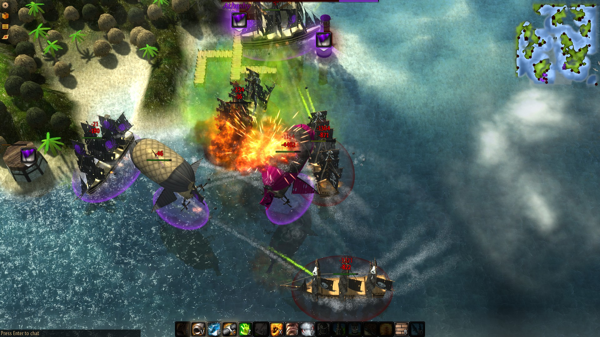 Windward procedurally generated action game set to leave Early Access