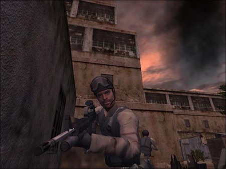 Скриншот №1 к Delta Force Black Hawk Down