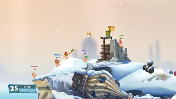 Скриншот №5 к Worms W.M.D