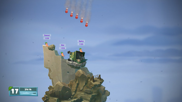 Скриншот №7 к Worms W.M.D