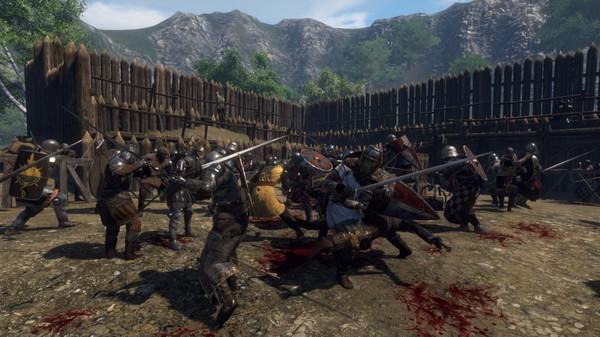 Скриншот №36 к Gloria Victis Medieval MMORPG