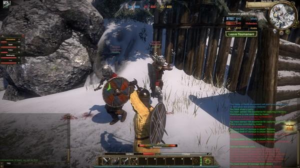 Скриншот №8 к Gloria Victis Medieval MMORPG