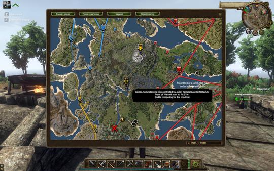Скриншот №18 к Gloria Victis Medieval MMORPG