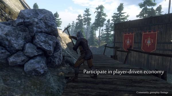Скриншот №19 к Gloria Victis Medieval MMORPG