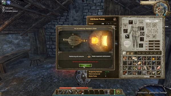 Скриншот №9 к Gloria Victis Medieval MMORPG