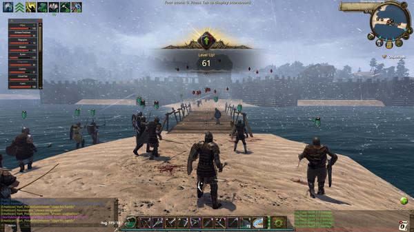 Скриншот №2 к Gloria Victis Medieval MMORPG