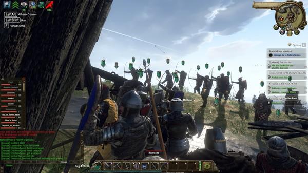 Скриншот №10 к Gloria Victis Medieval MMORPG