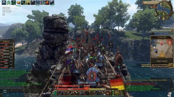 Скриншот №5 к Gloria Victis Medieval MMORPG