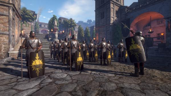 Скриншот №28 к Gloria Victis Medieval MMORPG