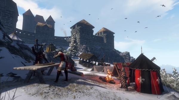 Скриншот №16 к Gloria Victis Medieval MMORPG