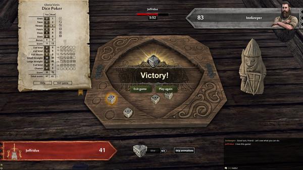 Скриншот №14 к Gloria Victis Medieval MMORPG