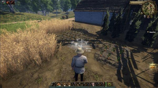 Скриншот №3 к Gloria Victis Medieval MMORPG