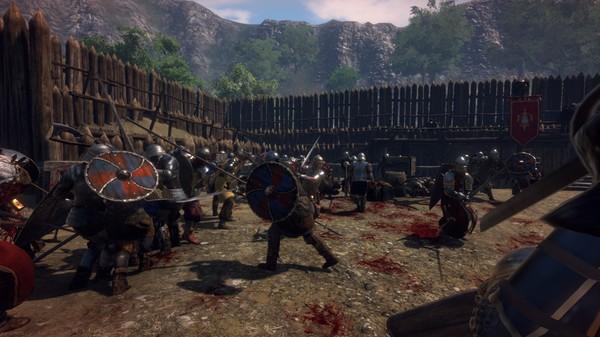 Скриншот №17 к Gloria Victis Medieval MMORPG