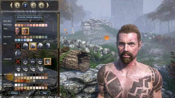 Скриншот №1 к Gloria Victis Medieval MMORPG