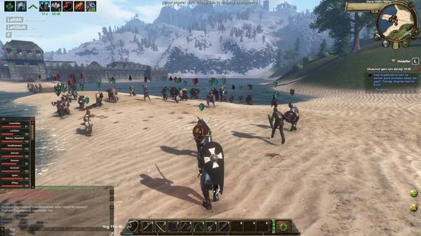 Скриншот №6 к Gloria Victis Medieval MMORPG