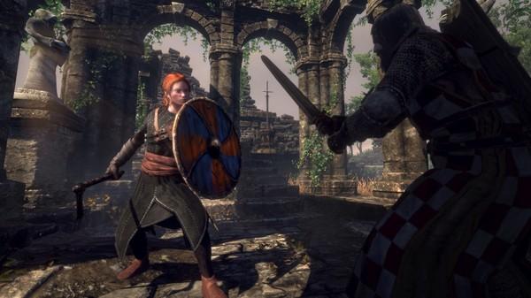Скриншот №33 к Gloria Victis Medieval MMORPG