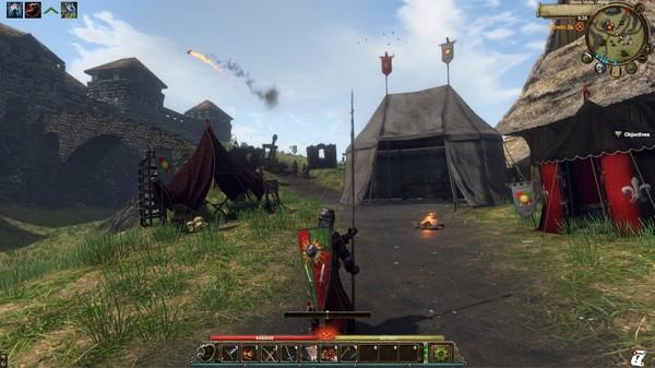 Скриншот №11 к Gloria Victis Medieval MMORPG