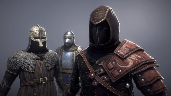 Скриншот №24 к Gloria Victis Medieval MMORPG