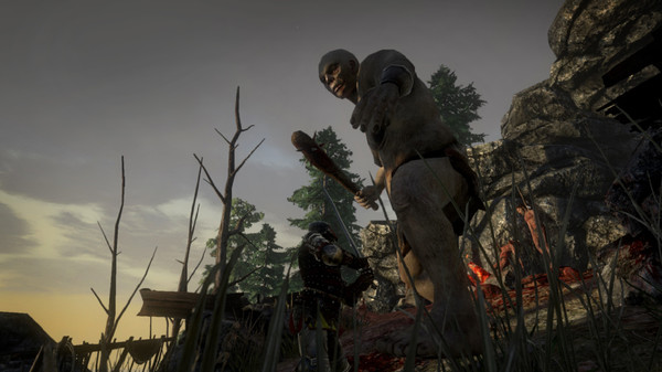 Скриншот №25 к Gloria Victis Medieval MMORPG