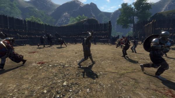 Скриншот №29 к Gloria Victis Medieval MMORPG