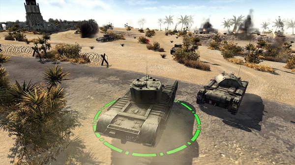Скриншот №4 к Men of War Assault Squad 2 - Iron Fist