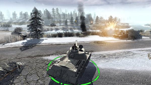 Скриншот №5 к Men of War Assault Squad 2 - Iron Fist