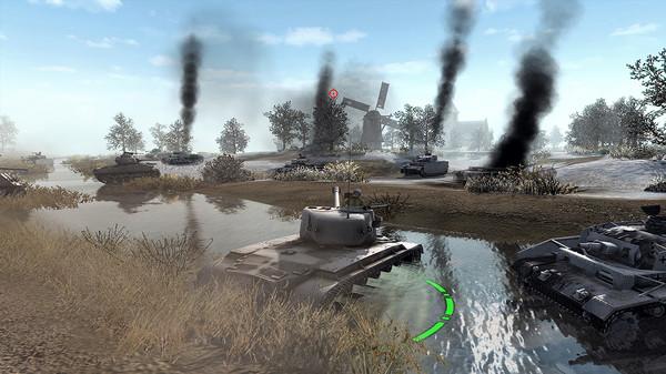 Скриншот №2 к Men of War Assault Squad 2 - Iron Fist
