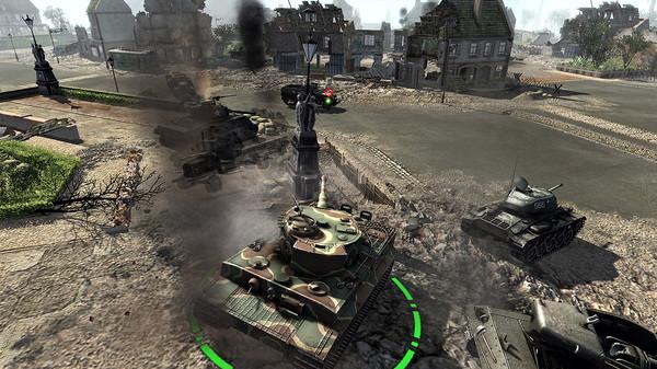 Скриншот №3 к Men of War Assault Squad 2 - Iron Fist