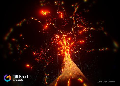 Скриншот №3 к Tilt Brush
