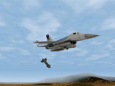скриншот F-16 Multirole Fighter 0