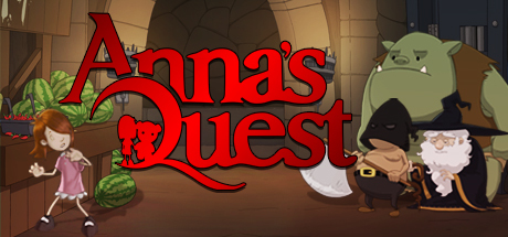 Anna's Quest Cover Image