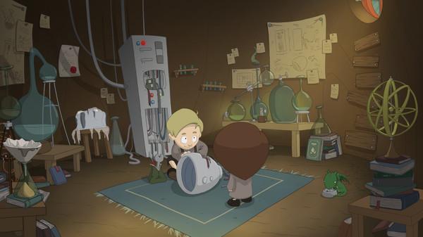 Скриншот №8 к Annas Quest