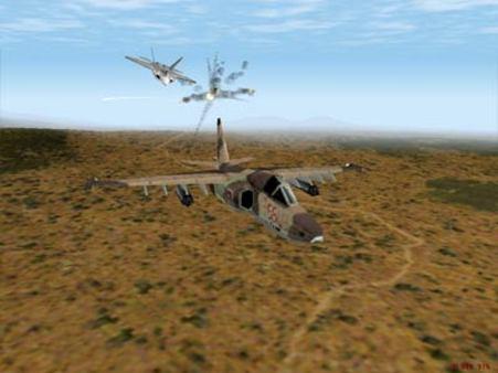 скриншот F-22 Lightning 3 2