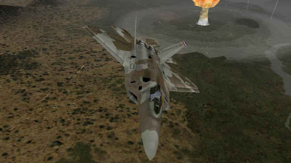 скриншот F-22 Lightning 3 4