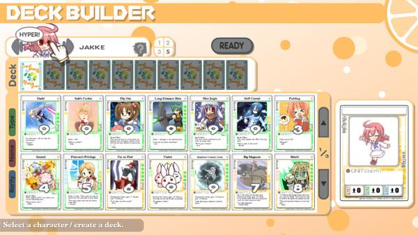 Скриншот №3 к 100 Orange Juice - Syura  Nanako Character Pack