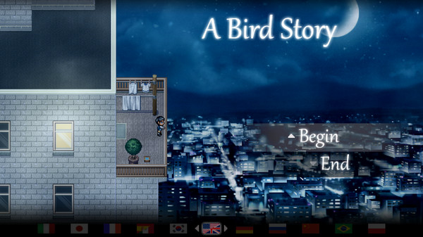 A Bird Story скриншот