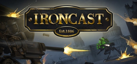 Ironcast Cover Image