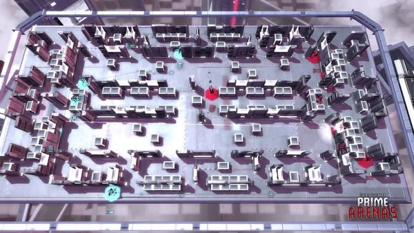 Frozen Synapse Prime скриншот