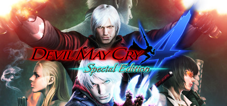 Devil May Cry 4 Special Edition Cover Image