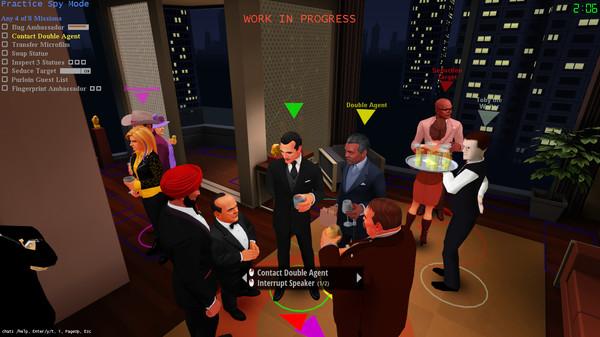 Скриншот №7 к SpyParty