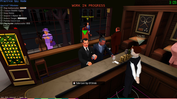 Скриншот №9 к SpyParty