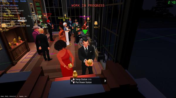 Скриншот №5 к SpyParty