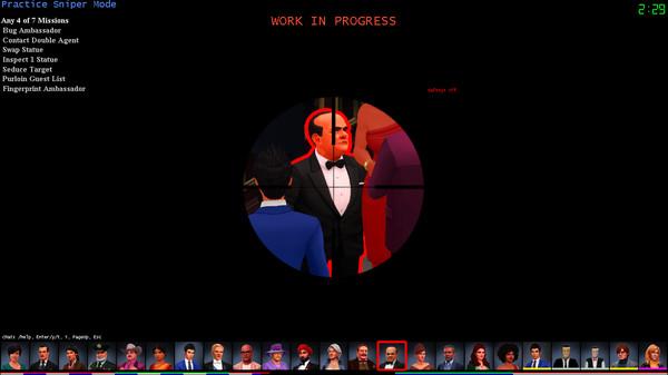Скриншот №6 к SpyParty
