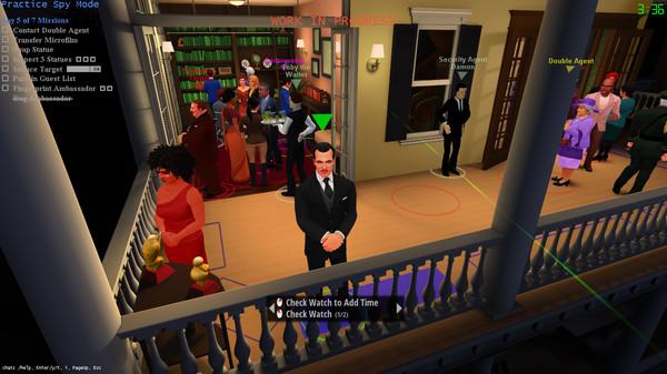 Скриншот №3 к SpyParty