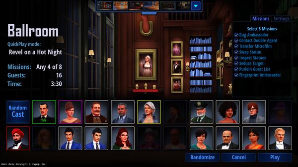 Скриншот №10 к SpyParty