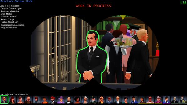 Скриншот №2 к SpyParty