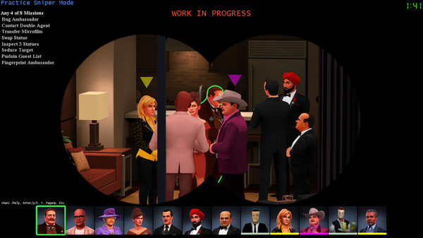 Скриншот №4 к SpyParty