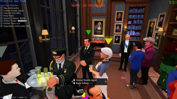 Скриншот №1 к SpyParty