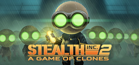 Stealth Inc 2: A Game of Clones Cover Image