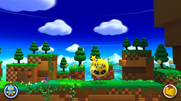 Скриншот №7 к Sonic Lost World